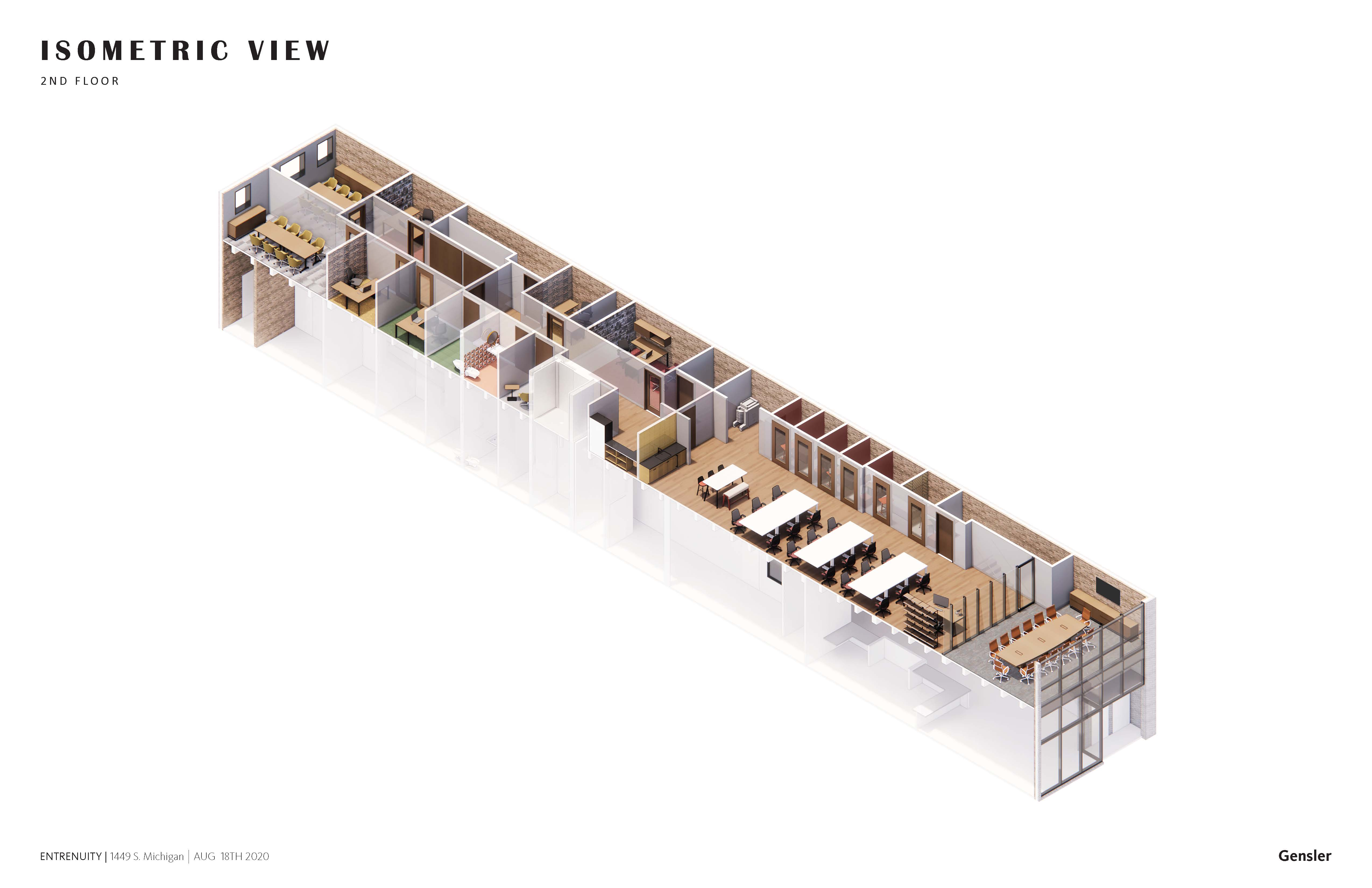 1449 Isometric View 2nd Fl Page 3-1